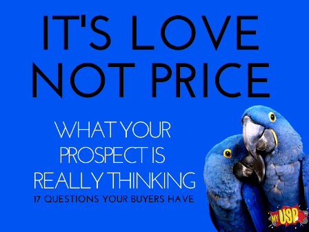 It's Love Not Price web small